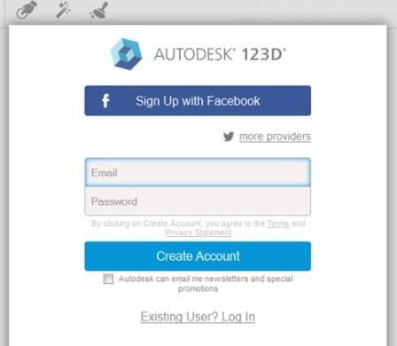 Autodesk 123D Catch照片建模