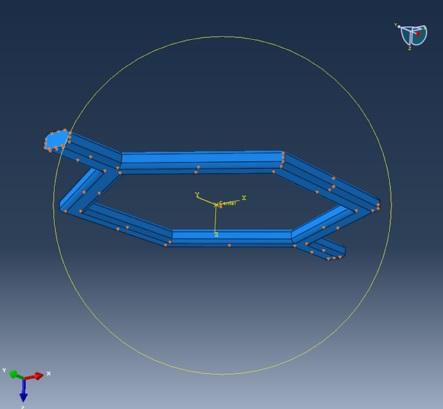 3D打印六边形填充