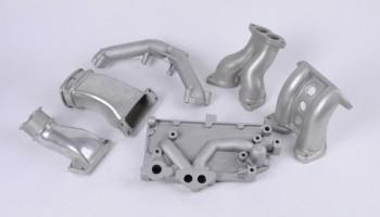 3D打印汽车进气歧管应用