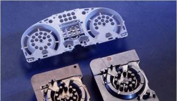 3D打印仪表盘模具