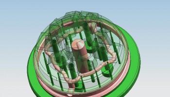 3D打印打印模具随行冷却水道