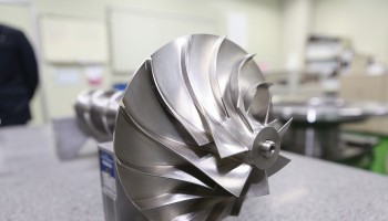3D打印航空航天超级合金零件加工