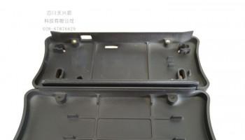 某警用设备外壳的外观和内部结构验证
